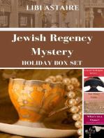 Jewish Regency Mystery Holiday Box Set