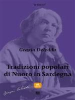 Tradizioni popolari di Nuoro in Sardegna