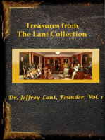 Treasures from The Lant Collection