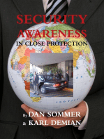 Security Awareness in Close Protection