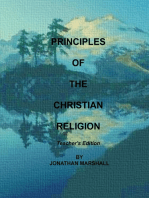 Principles of the Christian Religion