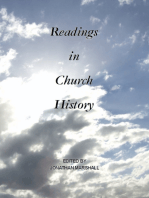 Readings In Church History