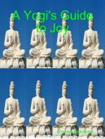 A Yogi's Guide to Joy