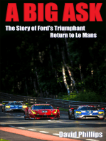 A Big Ask: The Story of Ford's Triumphant Return to Le Mans