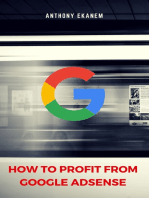 How to Profit from Google AdSense