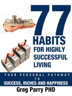 77 Habits Of Truly Successful Living