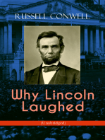 Why Lincoln Laughed (Unabridged)