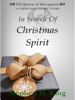 In Search of Christmas Spirit