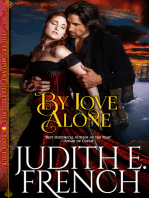 By Love Alone (The Triumphant Hearts Series, Book 4)