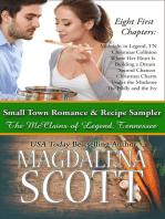 Small Town Romance & Recipe Sampler