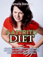 Gastritis Diet