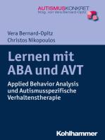 Lernen mit ABA und AVT