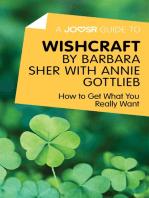 A Joosr Guide to... Wishcraft by Barbara Sher with Annie Gottlieb