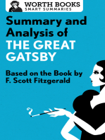 Summary and Analysis of The Great Gatsby