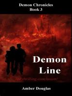 Demon Chronicles Book 3 Demon Line