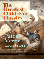 The Greatest Children's Classics – Jules Verne Edition