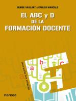 El ABC y D de la formación docente