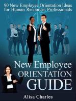 New Employee Orientation Guide