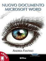 Nuovo documento Microsoft Word