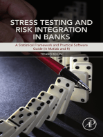 Stress Testing and Risk Integration in Banks: A Statistical Framework and Practical Software Guide (in Matlab and R)