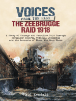 The Zeebrugge Raid 1918
