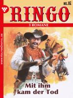 Ringo 3 Romane Nr. 16 – Western