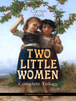 TWO LITTLE WOMEN – Complete Trilogy (Children's Classics Series)