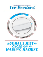Normal's Just a Cycle On a Washing Machine: A Memoir