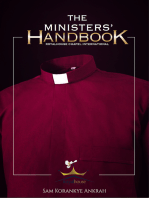 The Ministers' Handbook