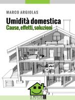 Umidità domestica. Cause, effetti, soluzioni