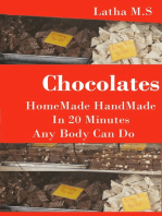 Chocolates Homemade Handmade