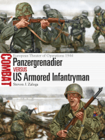 Panzergrenadier vs US Armored Infantryman