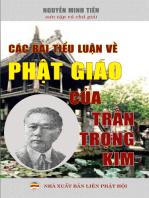 Các bài tiểu luận về Phật giáo của Trần Trọng Kim