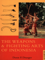 Weapons & Fighting Arts of Indonesia