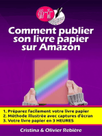 Comment publier son livre papier sur Amazon