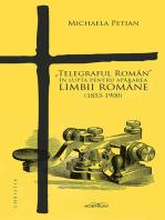 """""""Telegraful Român"""" în lupta pentru apărarea limbii române (1853-1900)"""