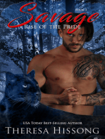 Savage (Rise of the Pride, Book 3)