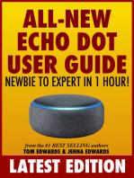 All-New Echo Dot User Guide