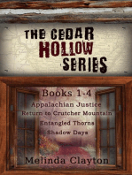The Cedar Hollow Series