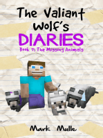 The Valiant Wolf's Diaries, Book 7
