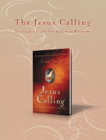 The Jesus Calling Discussion Guide for Addiction Recovery