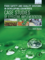 Food Safety and Quality Systems in Developing Countries