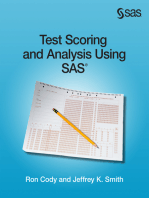Sas Statistics By Example Pdf Ron Cody