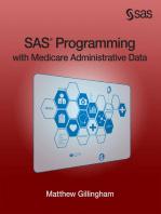 SAS Programming with Medicare Administrative Data