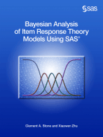Bayesian Analysis of Item Response Theory Models Using SAS
