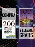"""Compra """"200 Chistes reducidos a la mínima expresión"""" y llévate gratis """"100 Reglas para aumentar tu productividad"""""""
