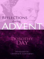 Reflections during Advent