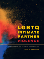 LGBTQ Intimate Partner Violence: Lessons for Policy, Practice, and Research