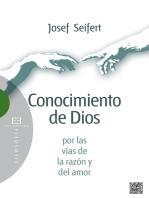 Conocimiento de Dios por las vías de la razón y del amor