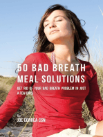 50 Bad Breath Meal Solutions